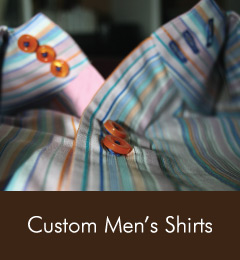 Custom Men's Shirts